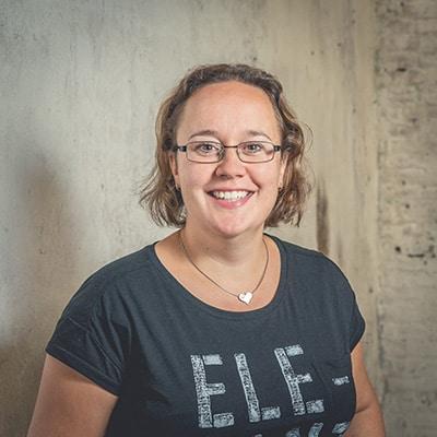 Geregistreerd HG&SW-specialist Fanny Möhlmann – de Krijger